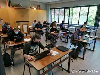 VCA-examen in Atheneum Alicebourg - Het Belang van Limburg