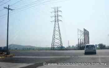 Piden se reinstale semáforo sobre prolongación Valle de Santiago - El Sol de Salamanca
