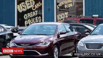 Used car costs drive US prices higher in May