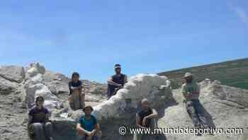 Encuentran una columna vertebral de un colosal dinosaurio en Teruel - Mundo Deportivo