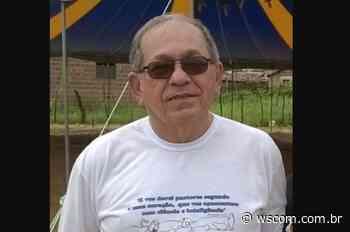 Pastor Nelson Monteiro, presidente da Igreja Missão Evangélica Pentecostal na PB, morre vítima da Covid-19 - W - WSCom online