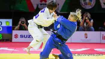 Mundiais de Judo: Ouro para a Geórgia e Canadá e Telma Monteiro termina em sétimo - Euronews
