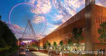 Construction start on Whey Aye wheel hit by more delays
