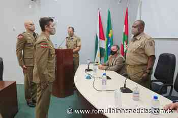 Polícia Militar de Forquilhinha tem novo comandante - Forquilhinha Notícias
