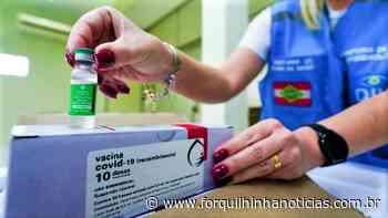 Covid-19: Forquilhinha receberá mais 775 doses das vacinas Astrazeneca e Pfizer - Forquilhinha Notícias