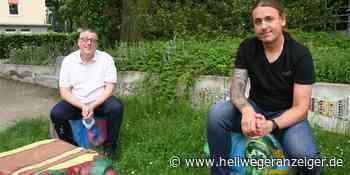 Marco Stützer leitet jetzt den Treffpunkt Villa in Holzwickede - Hellweger Anzeiger