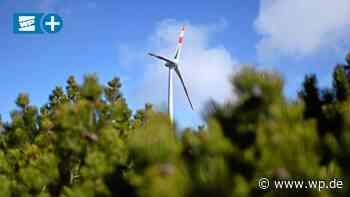 Windkraft in Finnentrop: Wird die Gemeinde weiter steuern? - Westfalenpost