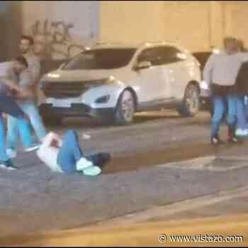 Joven que participó en pelea de Puerto Santa Ana aclara lo que sucedió - Vistazo