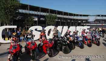 MISANO ADRIATICO: Inaugurata MWC Square al Misano World Circuit   VIDEO - Teleromagna24