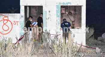 Lo degüellan y matan a golpes en carretera a Santa Eulalia - El Tiempo de México