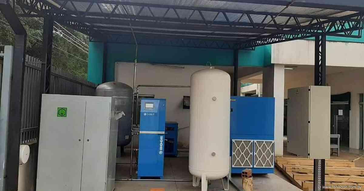 Con planta propia de oxígeno en IPS de Benjamín Aceval garantizan provisión - La Nación