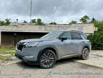 2022 Nissan Pathfinder tested, 2022 BMW X3 previewed, Lordstown Motors sputters: What's New @ The Car Connection