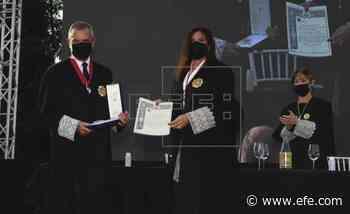 El exdecano de abogados Rafael Bonmatí recibe Cruz de San Raimundo Peñafort - EFE - Noticias