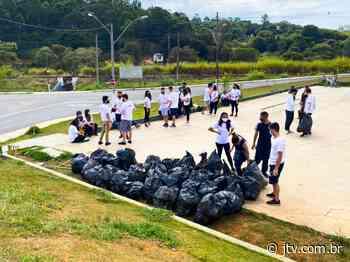 Projeto Mobiliza Amigos realiza ação voluntária de limpeza em Valinhos - Jornal Terceira Visão