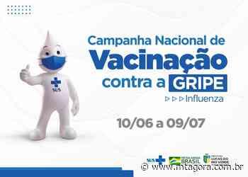 Lucas do Rio Verde inicia última etapa da vacinação contra a Gripe - MT Agora