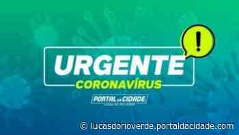 Lucas do Rio Verde tem 312 casos ativos de Covid; mais de 12 mil já recuperados - ® Portal da Cidade   Lucas do Rio Verde