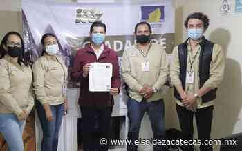 Julio César Chávez se convierte en alcalde electo de Guadalupe - El Sol de Zacatecas