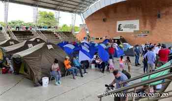Gobierno confirma 19 casos de COVID-19 en población desplazada hacia Arauquita - W Radio