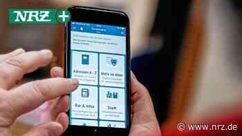 Stadt Voerde will Ratgeber-App für Senioren einführen - NRZ News