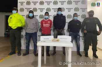 Capturados por atacar subestación de Policía en Riofrío - Extra Palmira