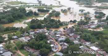 Por inundaciones, Alcaldía de El Bagre, Antioquia, declara calamidad pública - infobae