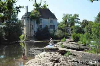 Baignades en Dordogne : les projets de Francis Roux à Rognac - Sud Ouest