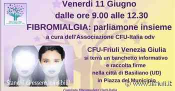 Basiliano scende in campo per i malati di Fibromialgia - Il Friuli