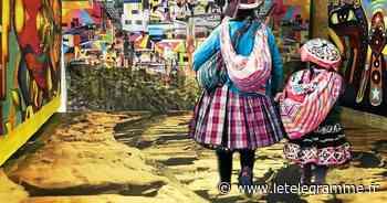 Quand le festival photo de La Gacilly s'invite dans un lycée lorientais - Le Télégramme