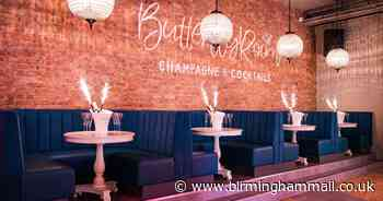 New Solihull cocktail bar The Butterfly Room opening at old Revolution site - Birmingham Live