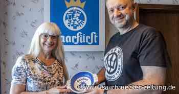 Oliver Simon aus Merzig erinnert an die Saarfürst-Brauerei - Saarbrücker Zeitung