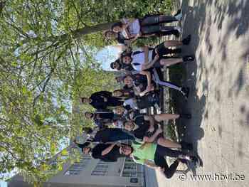Gratis ijsjes voor alle leerlingen van Go! Maxwell - Het Belang van Limburg