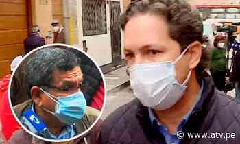 Daniel Salaverry asegura ser vocero de Perú Libre, pero lo desmienten - ATV.pe