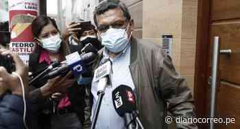 Hernando Cevallos: Pedro Castillo no ha definido que Daniel Salaverry sea vocero de Perú Libre - Diario Correo