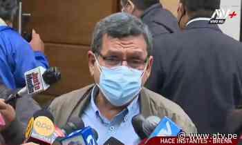 Hernando Cevallos señala que Pedro Castillo no ha nombrado a Daniel Salaverry como vocero del partido - ATV.pe
