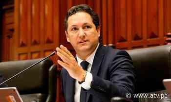 Daniel Salaverry a Fuerza Popular: ''Si realmente respetan la democracia, tendrán que aceptar los resultados'' - ATV.pe