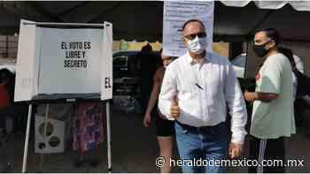 Se refrendó el triunfo de Ricardo Morales, candidato de Movimiento Ciudadano, en Zapotlanejo, Jalisco - El Heraldo de México