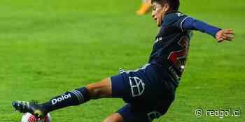 Universidad de Chile le hace contrato profesional a su lateral izquierdo Marcelo Morales hasta el 2024 - RedGol