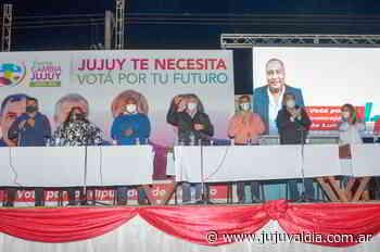 """Omar Gutiérrez: """"Nuestra provincia casi fue incendiada. Morales gestó un proyecto superador"""" - Jujuy al día"""