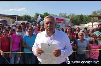 El priista Lorenzo Morales asegura que trabajará para todos en la cuna de los filósofos - Gaceta Tamaulipas