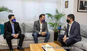 Ushuaia y Río Grande trabajan articuladamente para impulsar la economía local - Actualidad TDF