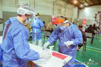 Hay cambios en el cronograma de los hisopados voluntarios en Río Grande - Ushuaia 24