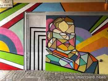 NICHELINO - Nasce 'Graffiti Refresh': i muri della città prendono vita con i disegni - Il Mercoledi