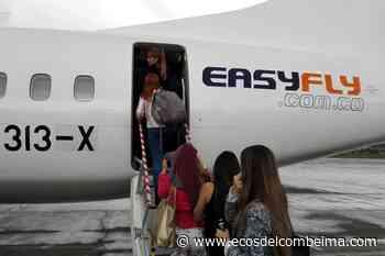 Easyfly reactiva la conexión entre Cali e Ibagué - Ecos del Combeima