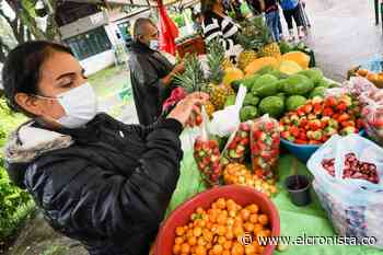 Campesinos venderán sus productos en los parques Macadamia y Viveros de Ibagué - El Cronista