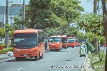 Conductores de buseta serán vacunados hoy en el Parque Deportivo de Ibagué - Ecos del Combeima