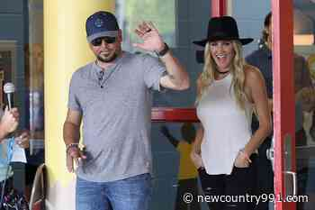Jason Aldean and Wife Brittany Turned Down a Reality Show Offer - New Country 99.1
