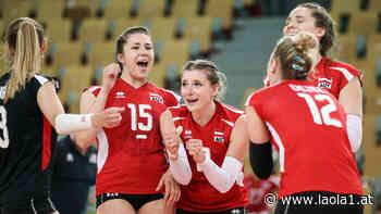 Volleyball: ÖVV-Frauen stehen im Finale der Silver League - LAOLA1.at