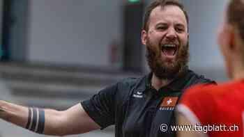 Volleyball-Nati: Mit Assistenztrainer Frieder Strohm an die EM - St.Galler Tagblatt