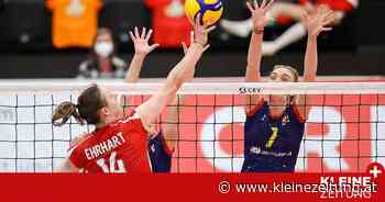 Volleyball: Österreichs Damen wollen lange Nationalteam-Saison vergolden - Kleine Zeitung