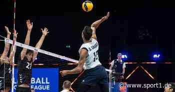 Volleyball, Nations League: Nächste Niederlage für Deutschland - SPORT1